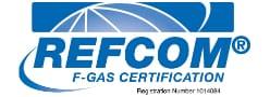 ref com gas certification